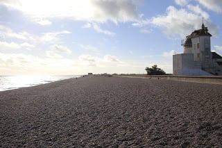 Beach at Aldeburgh, Suffolk