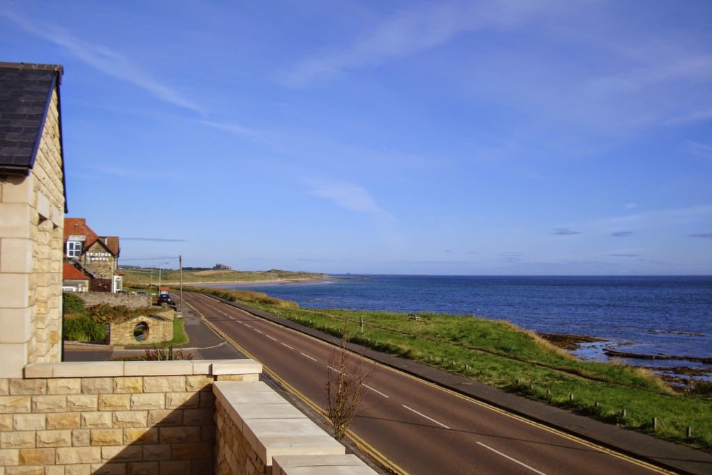 View from Salt Air, Seahouses