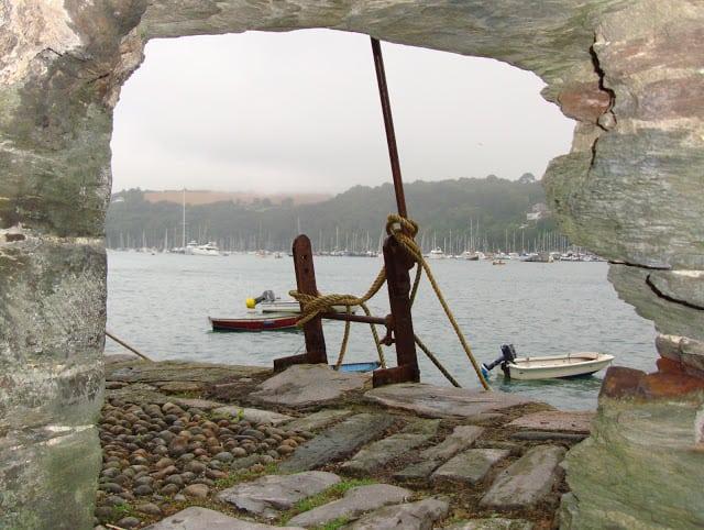 Bayard's Cove fort, Dartmouth