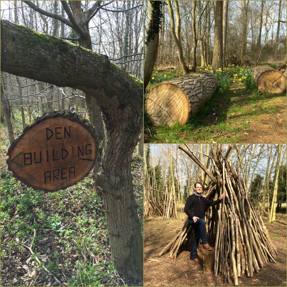 Oxburgh Hall woodland walk