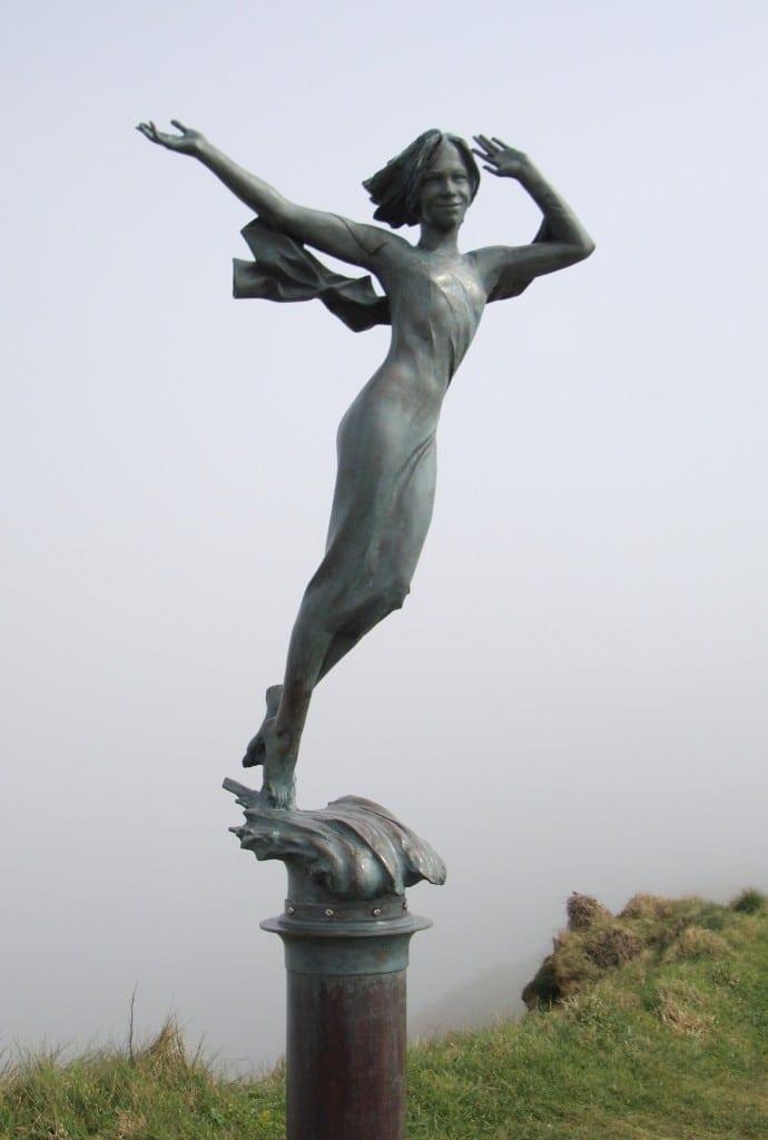 kate memorial, Ilfracombe