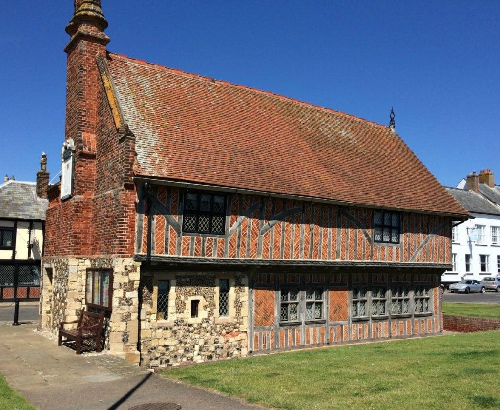 Moot Hall Aldeburgh
