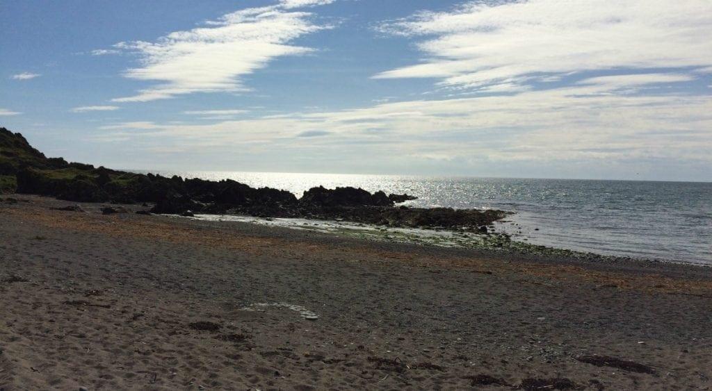 knockinaam beach