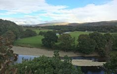 Ruskins view Kirkby Lonsdale