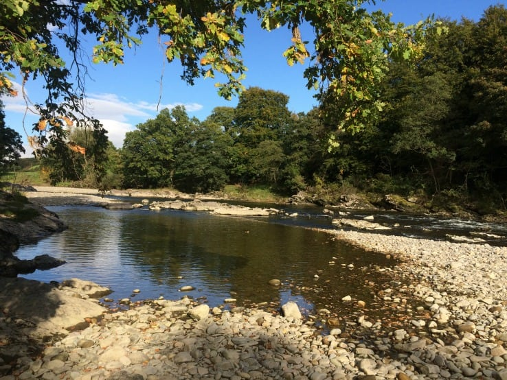 River Lune Kirkby Lonsdale