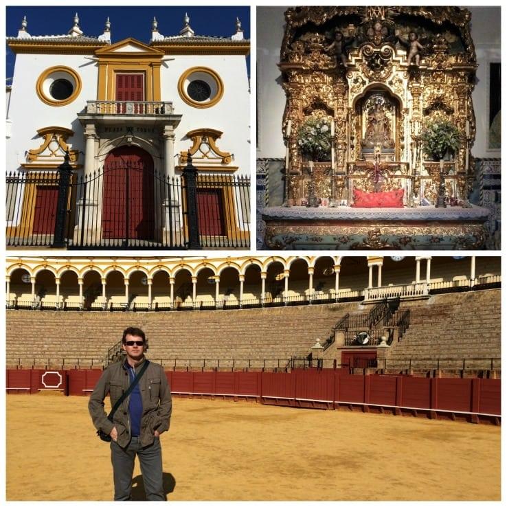 Seville real maestranza