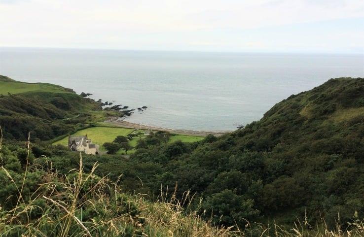 KNockinaam to Portpatrick walk