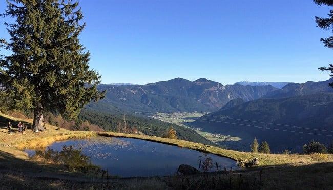Views from Zwieselalm, Austria