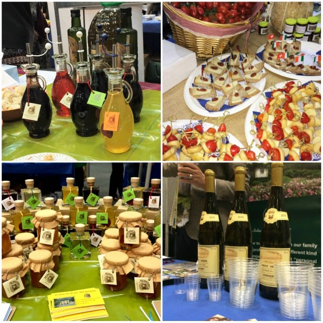 Inntravel Discovery Day food and drink