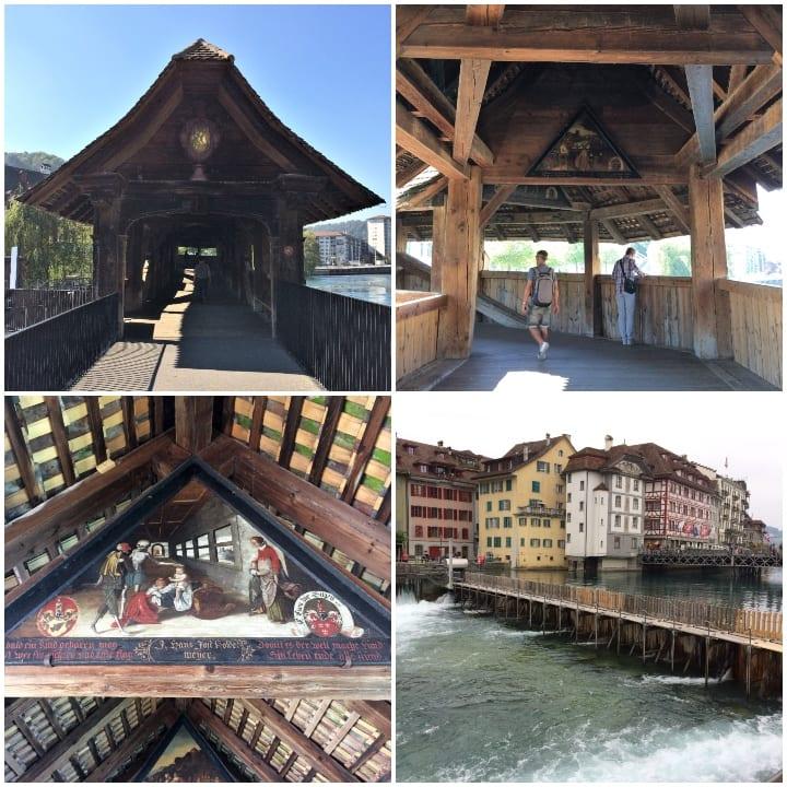 Spreuer bridge, Lucerne