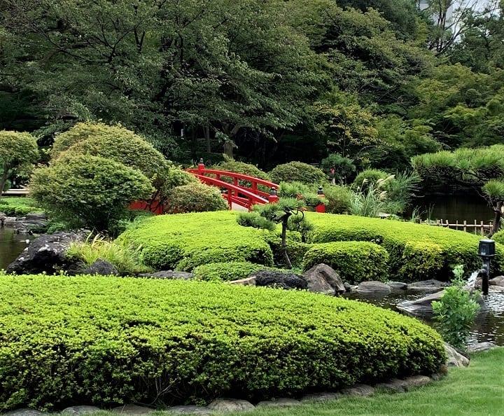 Hotel New Otani gardens