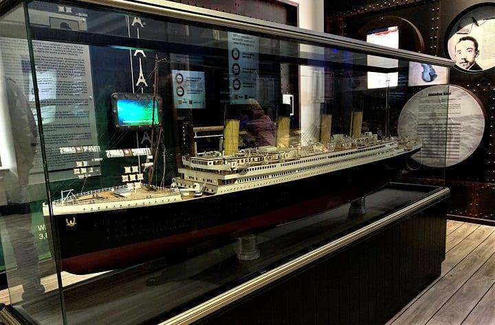 Titanic Experience, Cobh, Ireland